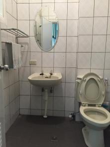 兩間共用衛浴 2 shared shower rooms