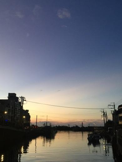 Bitou Fishing Port